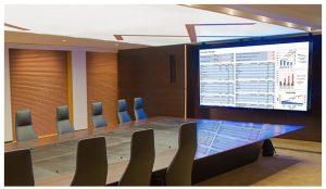 LED Display Solutions at Bajaj Auto