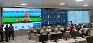 kochi smart city command centre